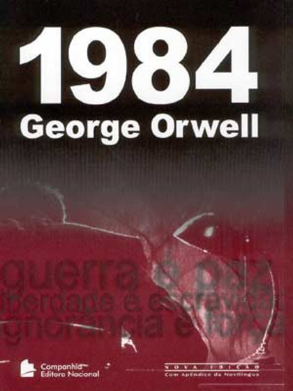 Livro Usado 1984 George Orwell  2758