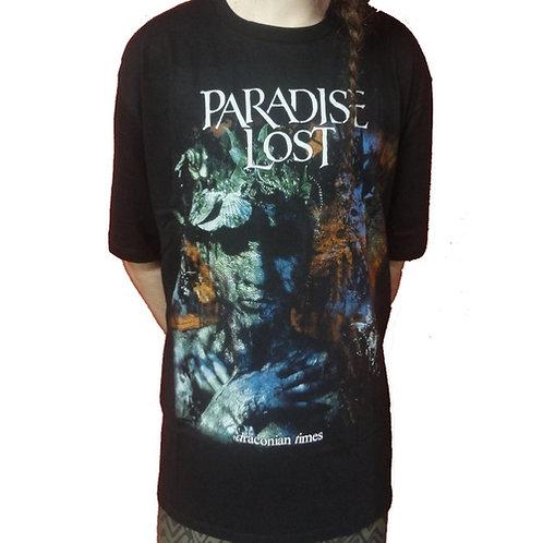 Camiseta Paradise Lost Draconian Brutal Bpld01