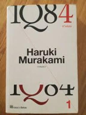 Livro Usado 1Q84 Livro 1 Haruki Murakami  0473