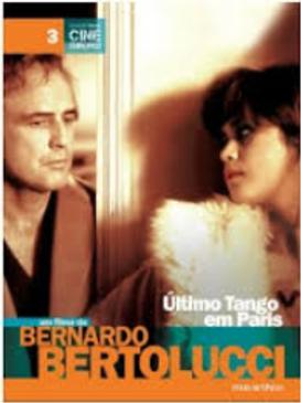 Livro + Dvd Usado Último Tango Em Paris V.3 Cássio S.C. 4317