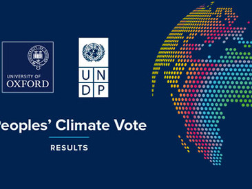 People Vote for Climate Action