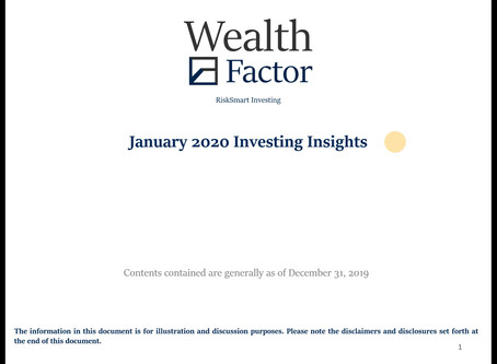 2019 Market and Investor Insights