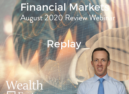 August 2020 Review Replay