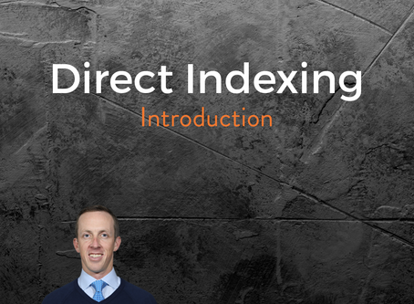 Are You Direct Indexing? A look beyond mutual funds and ETFs