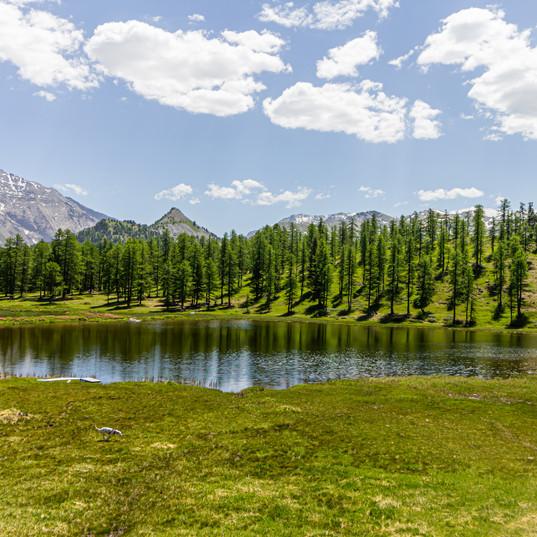 Lago Al Foiron a Claviere