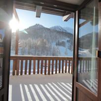 Vista Camera Hotel Al Foiron