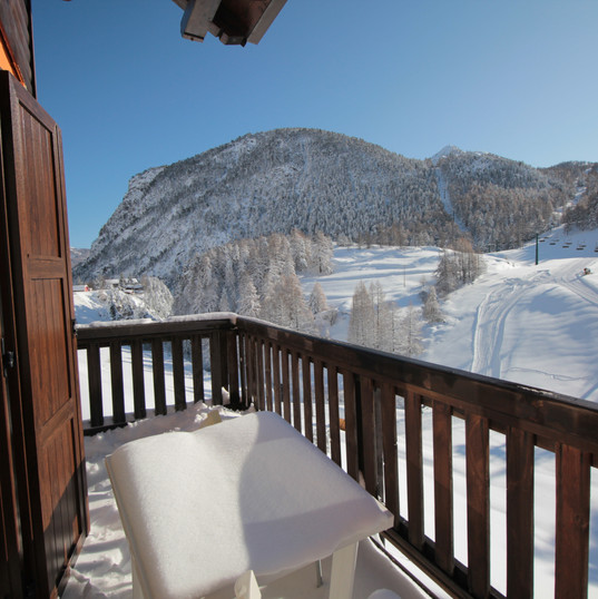 Hotel Al Foiron pista da sci