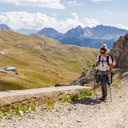 Passeggiate presso le nostre montagne a Claviere