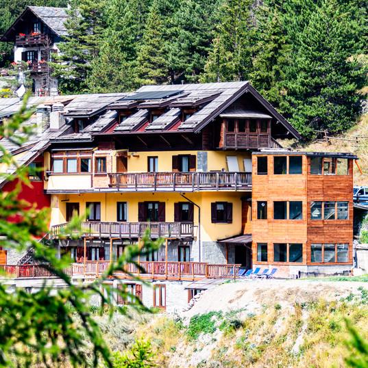 A Claviere passa la tua estate all'Hotel Al Foiron