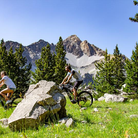 Escursioni in Montain Bike a Claviere