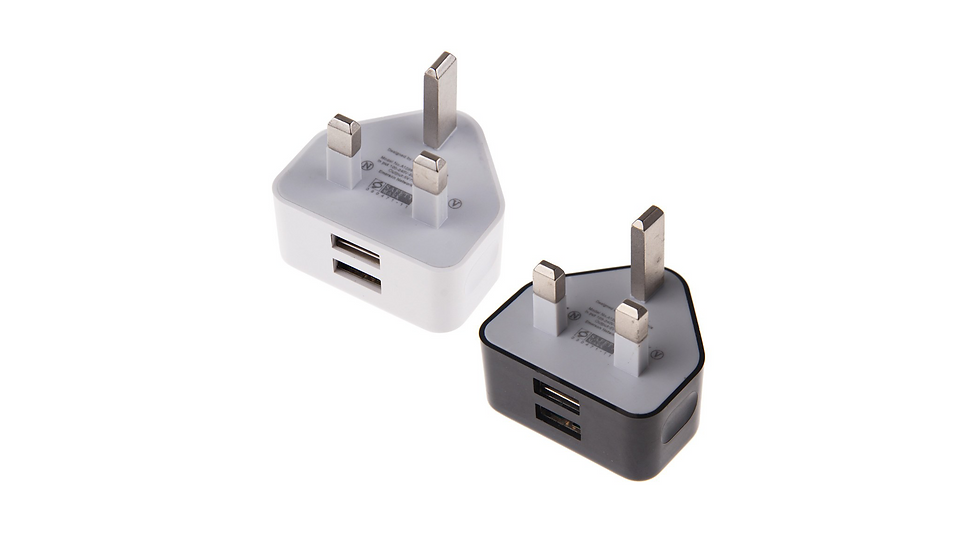 Duel USB Power Plug