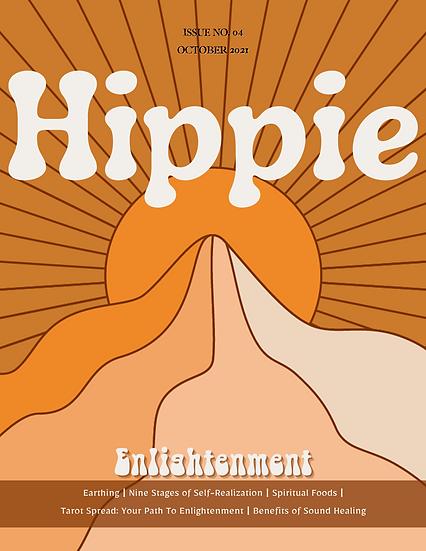 Hippie Magazine Issue #4 - Digital Download