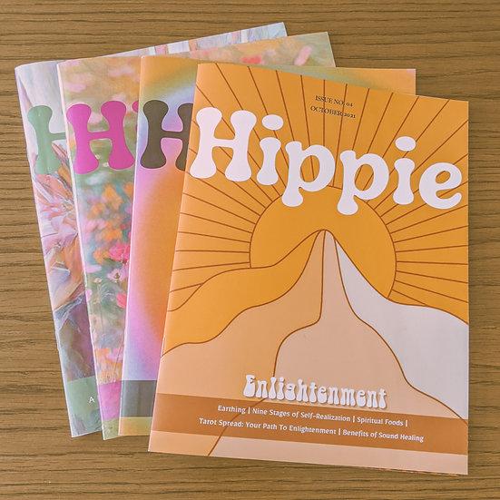 Hippie Magazine Bundle