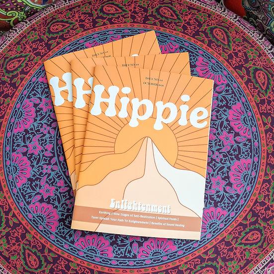 Hippie Magazine Issue #4 - Enlightenment