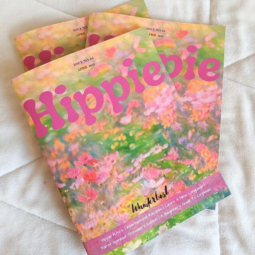 HIPPIE MAGAZINE ISSUE #2.jpg