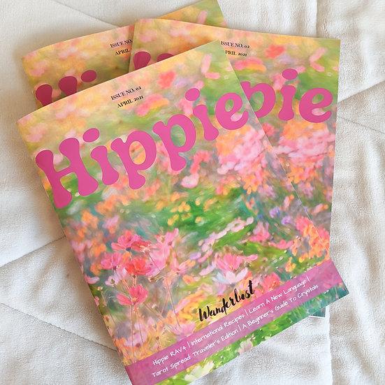Hippie Magazine Issue #2 - Wanderlust