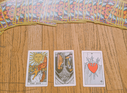 October Tarot Reading: Predictions For The Month Ahead
