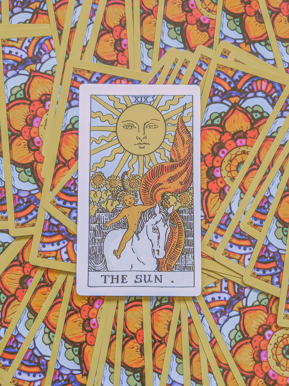 One card pull - tarot card reading