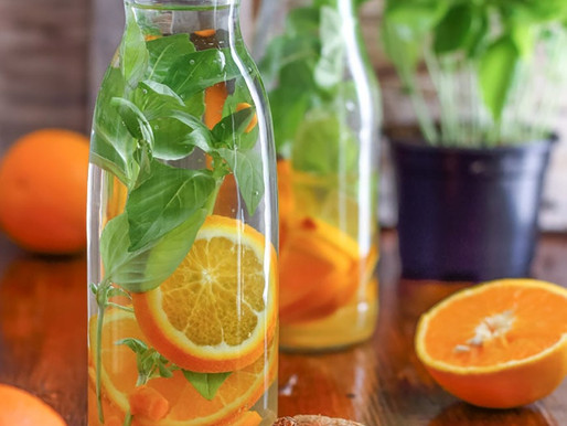 Health Benefits of Fruit-infused Water