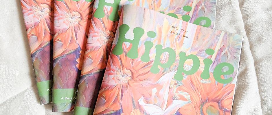 Hippie Magazine Issue 1 - Sustainability