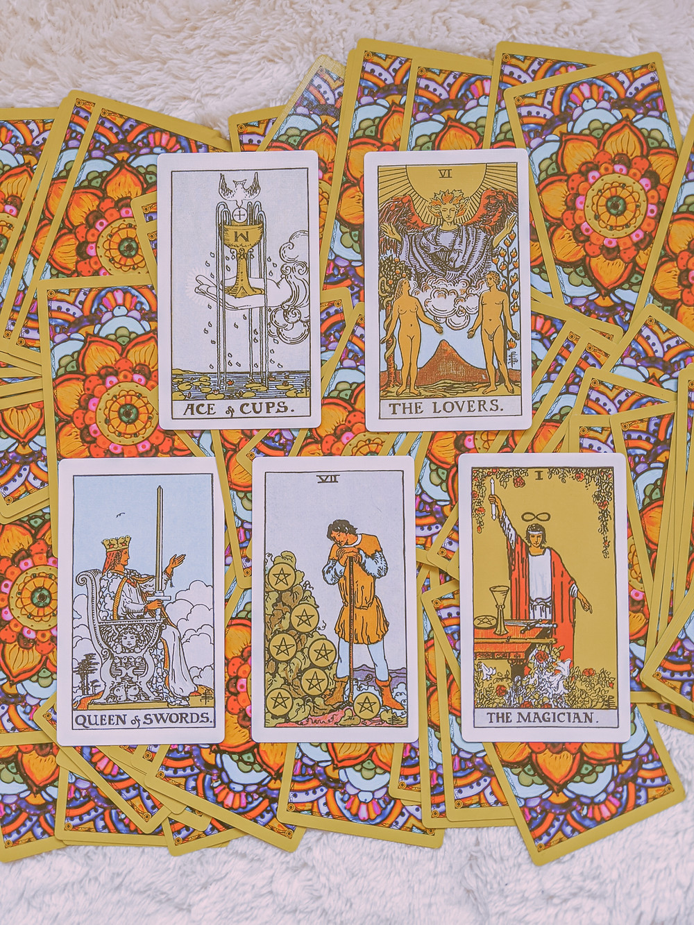 life path tarot card reading