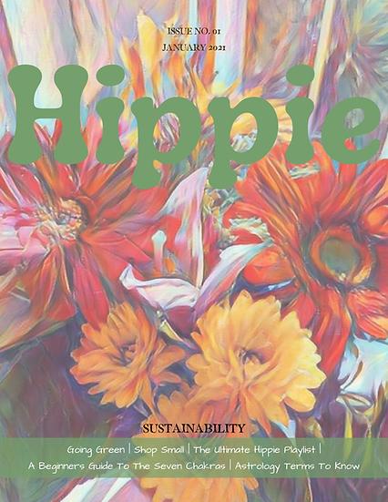 Hippie Magazine Issue #1 - Digital Download