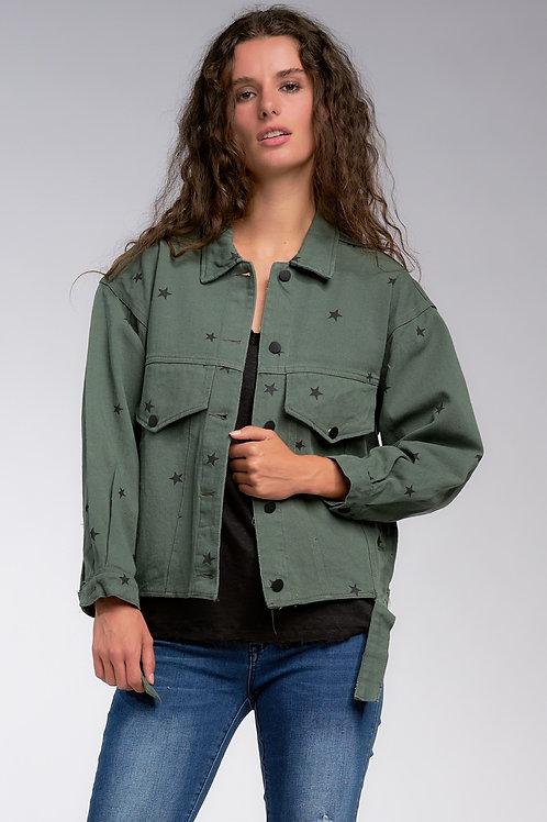 Starry night jacket