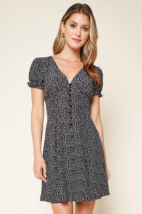 Bright side mini dress
