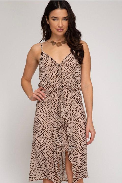 Tiger mama dress