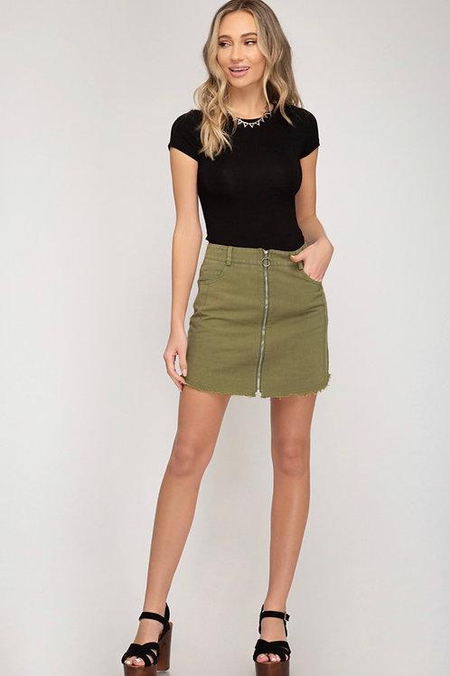 Oliver Twist skirt