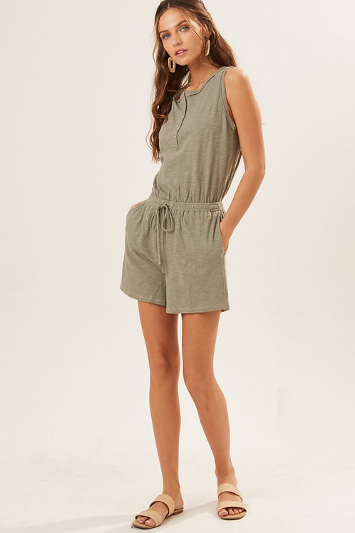Maxin and relaxin romper