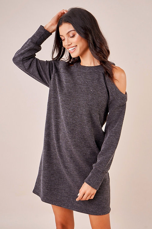 Babygirl sweater dress