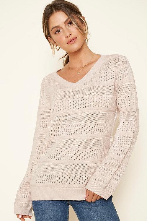 Clozee tunic sweater