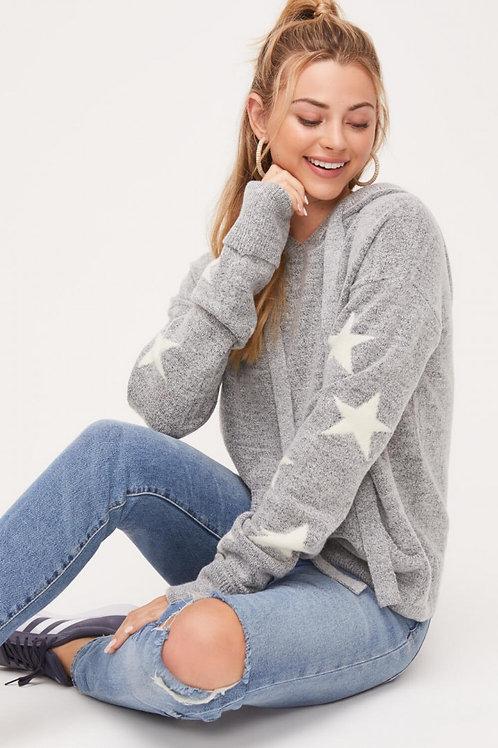 Star girl hoodie