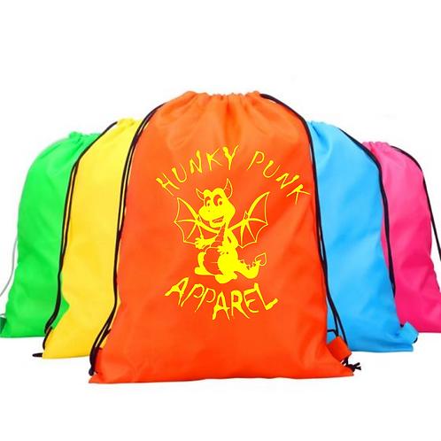 HunkyPunk Nylon Gym Bag