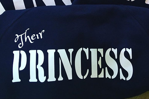 Princess or Prince Hoodie