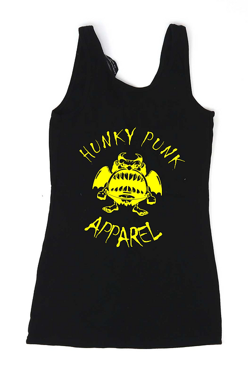 Hunky Punk Ladies Vest