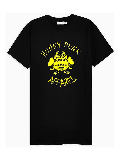 Hunky Punk Black Tshirt
