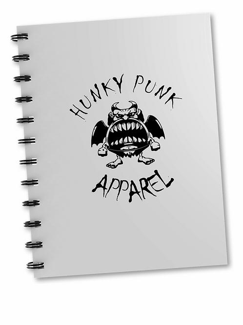 Hunky Punk A5 Notebook