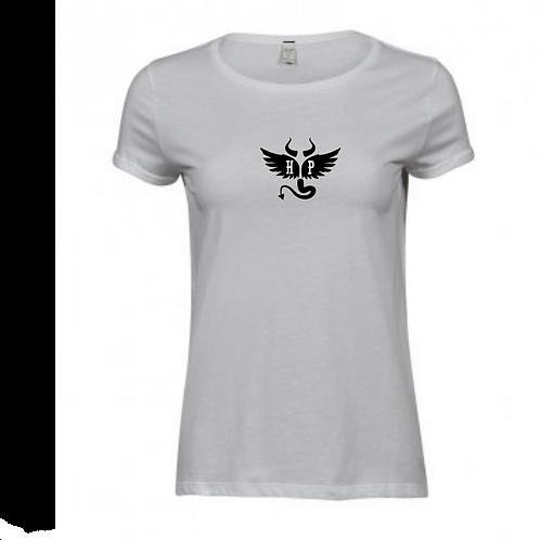 Ladies Roll Up T-Shirt