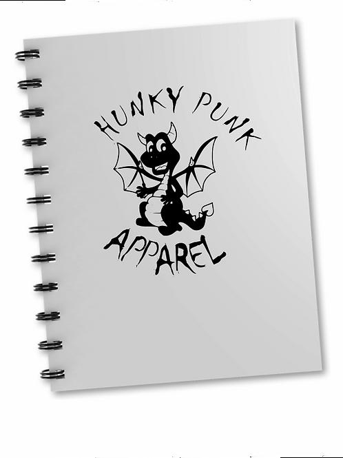 HunkyPunk A5 Notepad