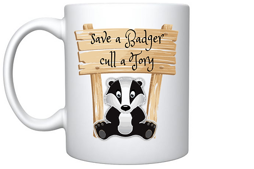 Save a Badger