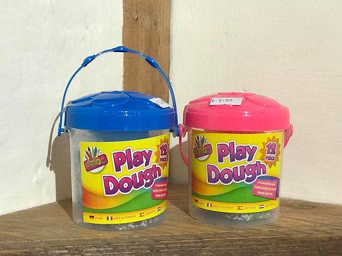 Play Dough Tub