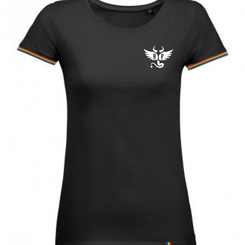 Ladies rainbow T-Shirt