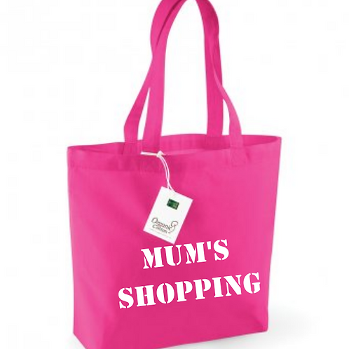 W180 Shopping Tote
