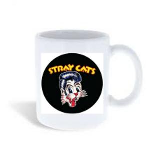 Stray Cats Mug