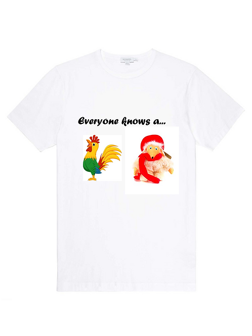 Cock Womble tshirt