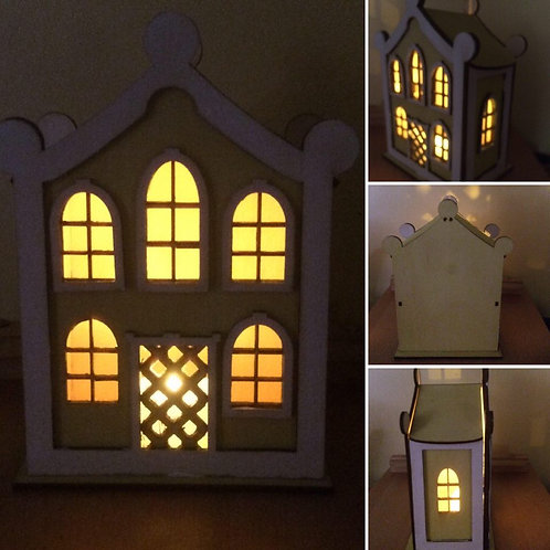Tea Light House