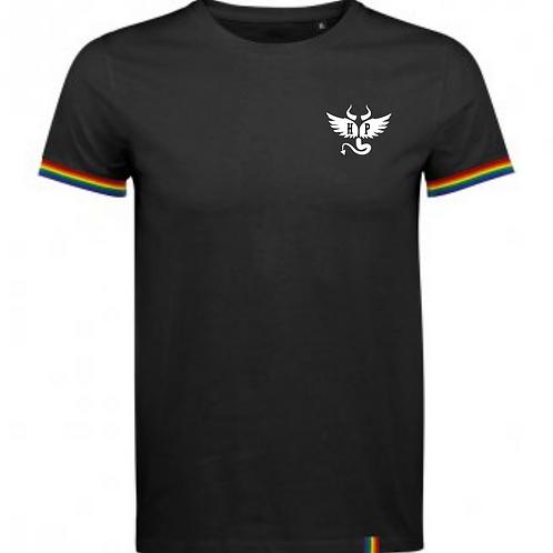 Mens Rainbow T-shirt