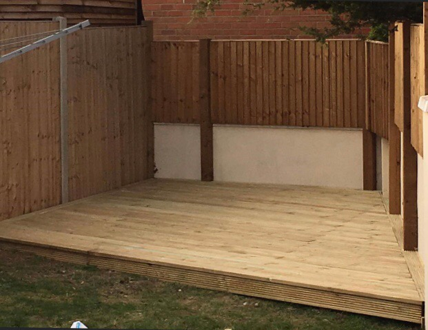 decking installation